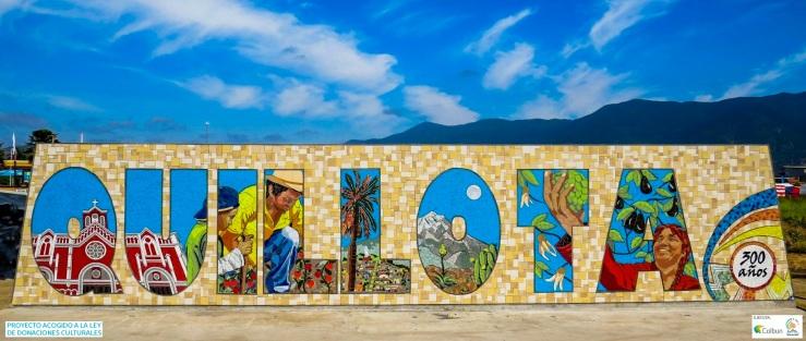 Muro Quillota Mosaico